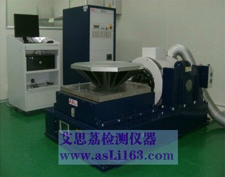 振动实验机系统性能指标